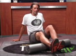 Achilles Tendinitis relieve by Foam Rolling