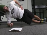 Best Ab workout by Jake (Part 3)