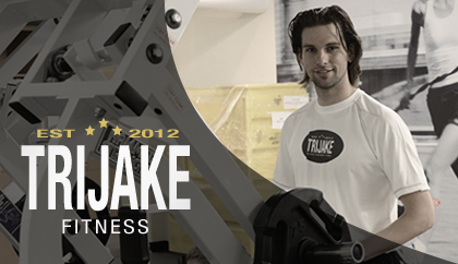 book banner Yes to TriJake Fitness
